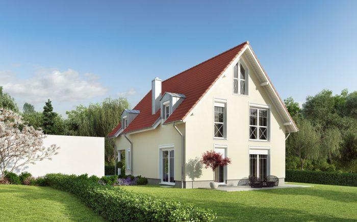 Haus G - Visualisierung