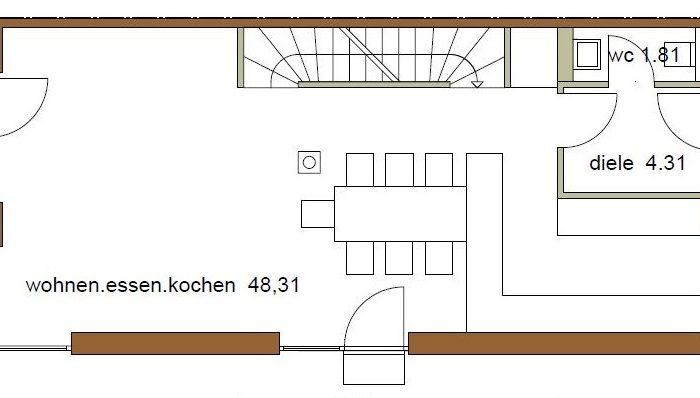 Haus L - EG