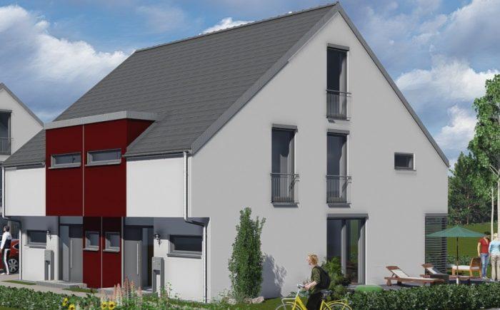 Haus L - Visualisierung