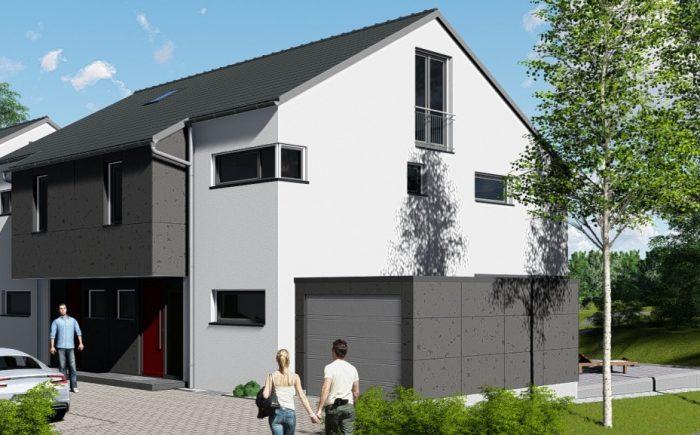 Haus T - Visualisierung